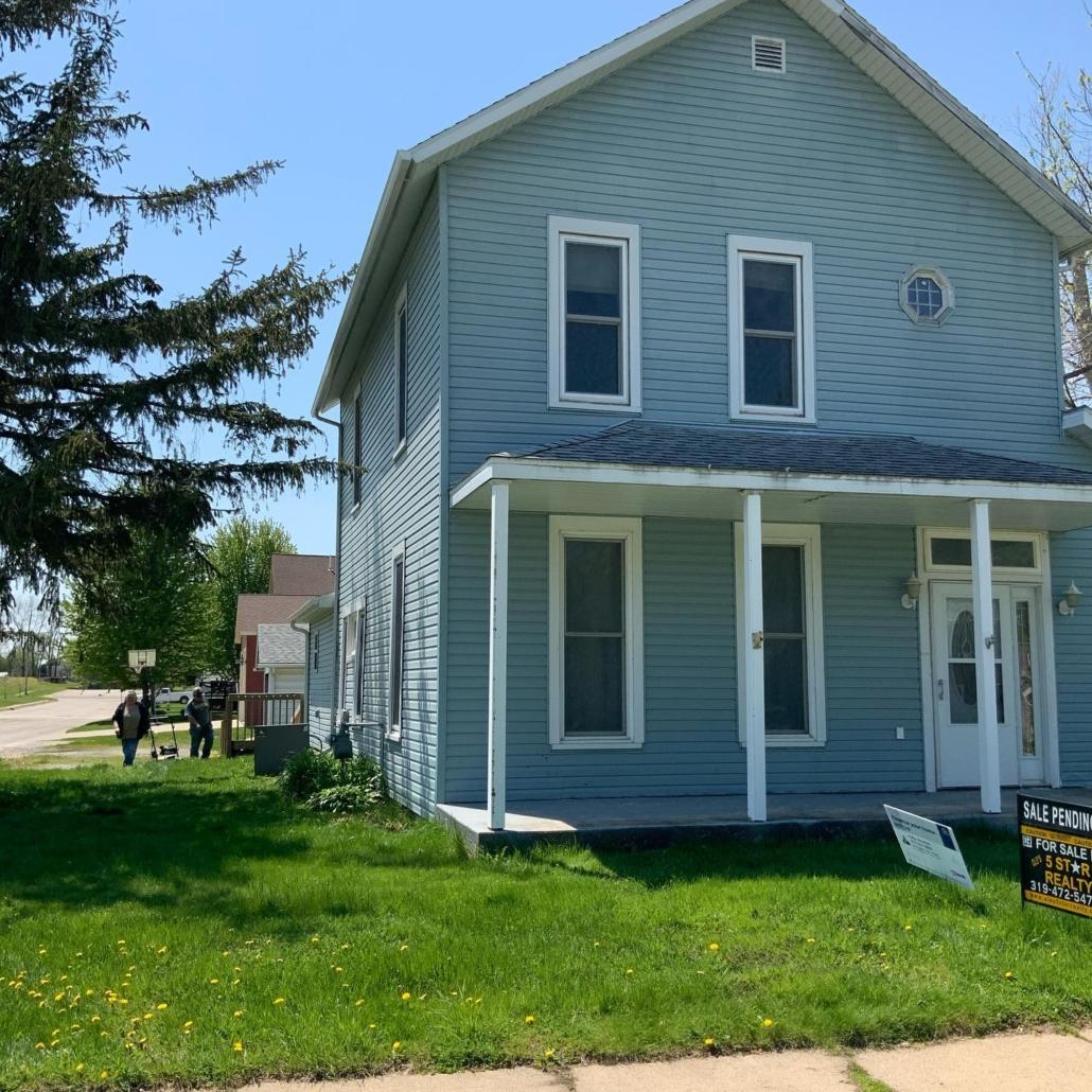 home inspection Cedar Rapids IA